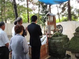 住吉神社夏越祭大祓式
