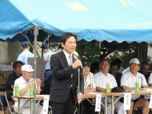 湯川村大運動会