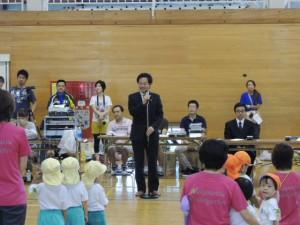 若松第1幼稚園運動会