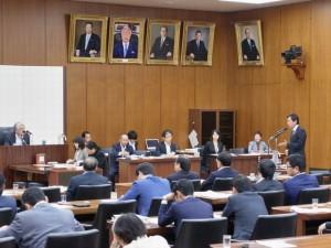 閉会中審査 経済産業委員会 福島第一原子力発電所汚染水についての質疑