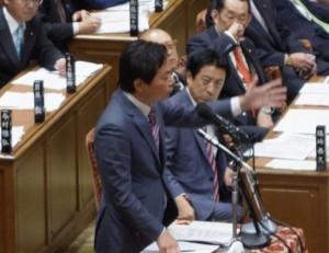 衆議院予算委員会 質疑