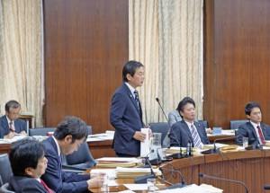 衆議院外務委員会質疑/岸田大臣・三ツ矢副大臣に質問