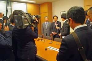 大阪都構想に関する公開討論会申し入れ
