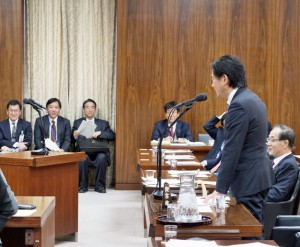 外務委員会で岸田外務大臣に質問