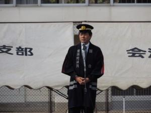 平成25年度会津若松市消防団秋季検閲