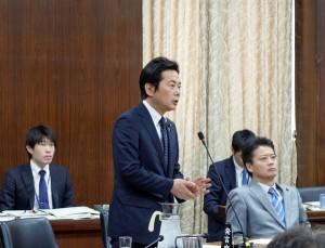 外務委員会 岸田外務大臣に質問
