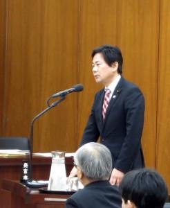 東日本大震災復興特別委員会 根本復興大臣に質問