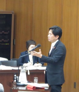 厚生労働委員会/田村厚生労働大臣に質問
