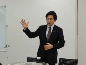 会津経済懇話会/講演