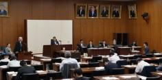 原子力調査特別委員会/参考人質疑