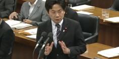 外務委員会/岸田外務大臣・石原政務官に質問