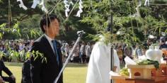会津まつり「先人感謝祭」