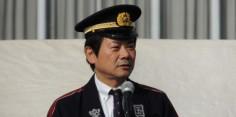 平成26年度会津若松市消防団秋季検閲
