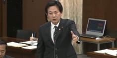 外務委員会質疑/岸田外務大臣に質問