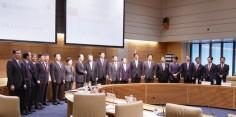 第8回日中議会交流委員会/党代表として参加