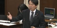 外務委員会/城内副大臣に質問