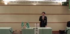 関東学院大学燦葉会福島県支部総会・懇親会