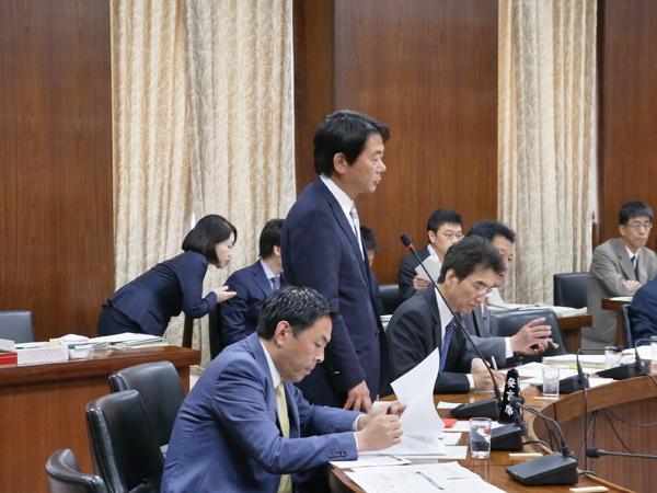 外務委員会/岸田外務大臣、木原外務副大臣に質問 | 衆議院議員 小熊慎司
