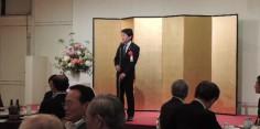 会津若松商工会議所通常議員総会懇親会