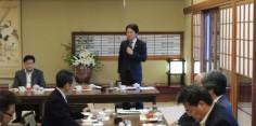 会津木材協同組合第53回通常総会懇親会