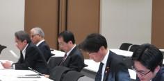 民進党 復興関係部門 合同会議