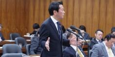 東日本大震災復興特別委員会/今村復興大臣、東京電力廣瀬社長に質問