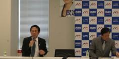 民進党 外務・防衛・経産・環境・原子力合同部門会議