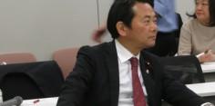 民進党 安全保障調査会・外務・防衛部門合同会議