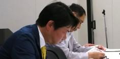 民進党 外務・防衛合同部門会議