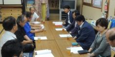 民進党福島県第4区総支部移動政調会/あいづ商工会