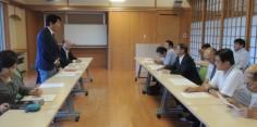 民進党福島県第4区総支部移動政調会/磐梯町商工会