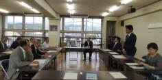 民進党福島県第4区総支部移動政調会/猪苗代町商工会