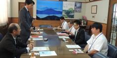 民進党福島県第4区総支部移動政調会/只見町