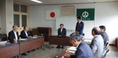民進党福島県第4区総支部移動政調会/会津坂下町
