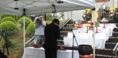 会津若松市遺族会 平成29年度戦没者盆法要・平和祈願祭