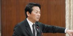 予算委員会第6分科会/斎藤農林水産大臣に質問