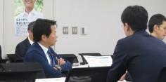 希望の党 エネルギー調査会総会