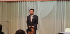 会津坂下町勤労者互助会40周年記念式典