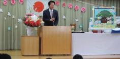 若松第二幼稚園卒園式