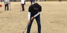 会津美里町グラウンドゴルフ大会