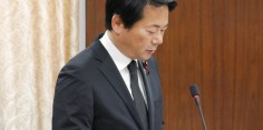 外務委員会/TPP法案に対する反対討論