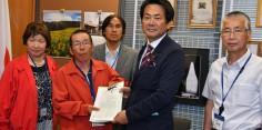 きょうされん福島支部の皆様と「福島の状況と今後の障害者福祉施策」について懇談