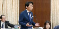 外務委員会/河野外務大臣に質問