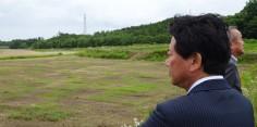 衆議院東日本大震災復興特別委員会福島県視察