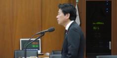 東日本大震災復興特別委員会/吉野大臣に質問