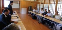 国民民主党福島県第4区総支部移動政調会 磐梯町商工会