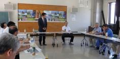 国民民主党福島県第4区総支部移動政調会 北塩原村商工会