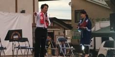 西若松駅前夏祭り