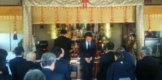 長岡藩士殉節慰霊祭