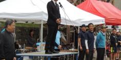 檜枝岐村運動会